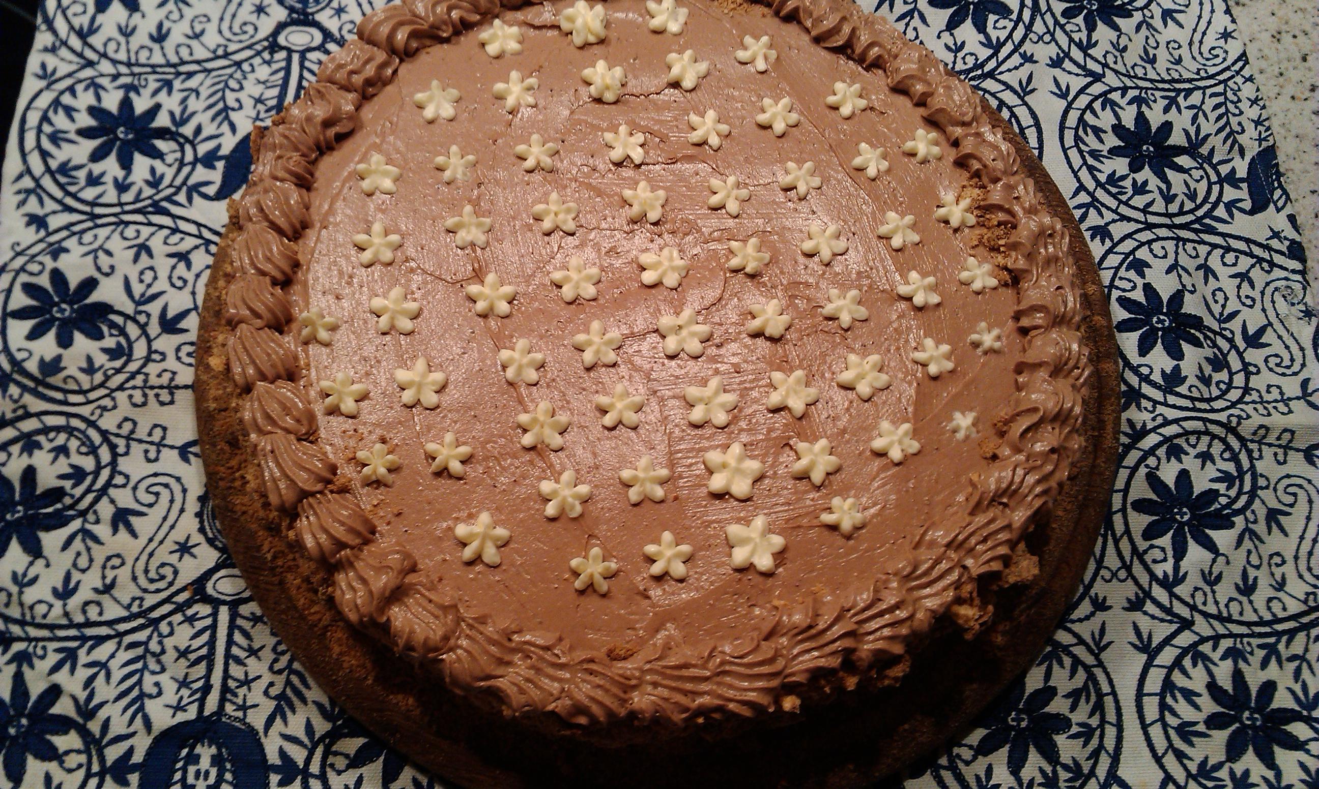 Киевский торт пошаговые фото