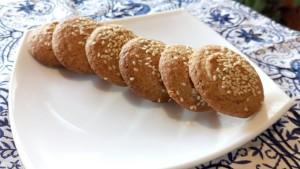 Печенье из гречневой муки (безглютеновое)