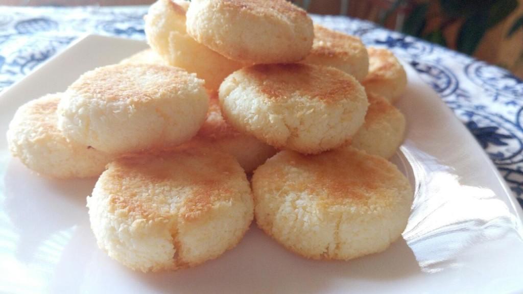 Печенье кокосовое (безглютеновое)